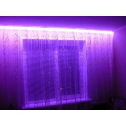 Подсветка окна 5 метров (16 цветов)