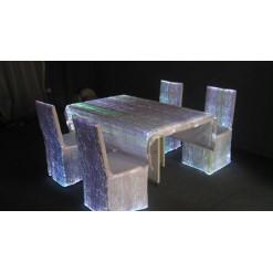 Стол светящийся