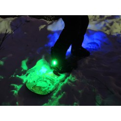 """Подсветка для лыж """"Led Ice Skates d-6 rgb"""""""