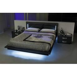 Подсветка кровати одноцветная