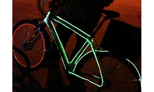 """Подсветка велосипеда """"Velo-el-3m"""""""