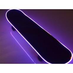 Подсветка велосипеда неоновым шнуром 3 метра
