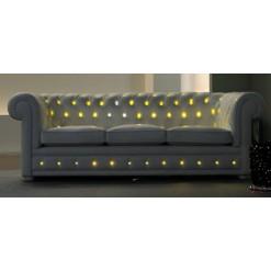 Светящийся диван