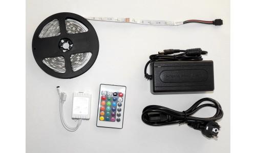 Комплект со светодиодной лентой SMD5050-30LED-IP20