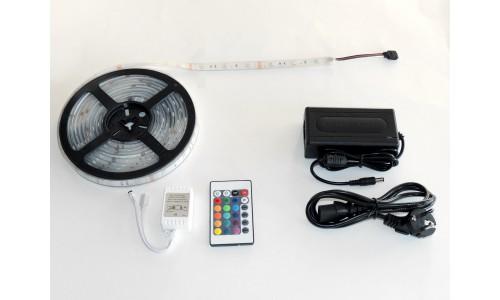 Комплект со светодиодной лентой SMD5050-30LED-IP68