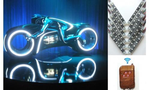 "Подсветка мотоцикла ""Moto Led V12 RGB"" (IP 68)"