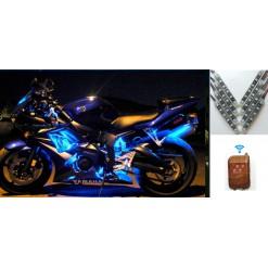 """Подсветка мотоцикла """"Moto Led V8 RGB"""""""