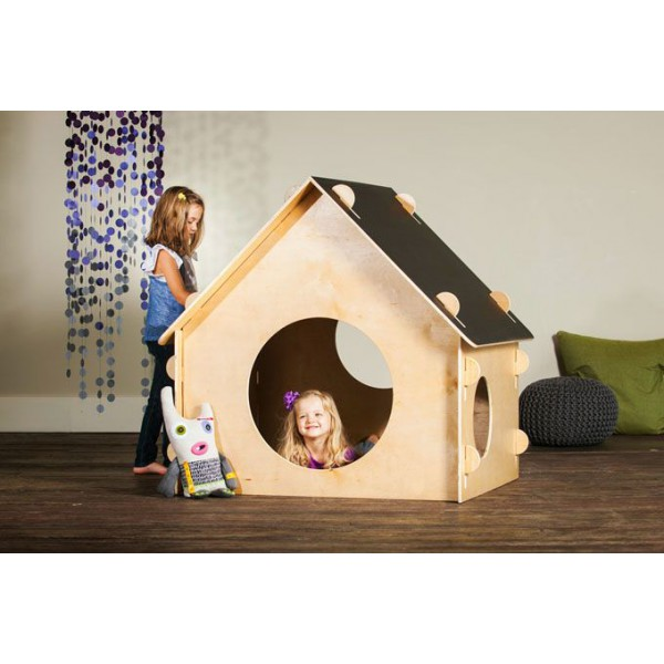 Фанерный домик для детей
