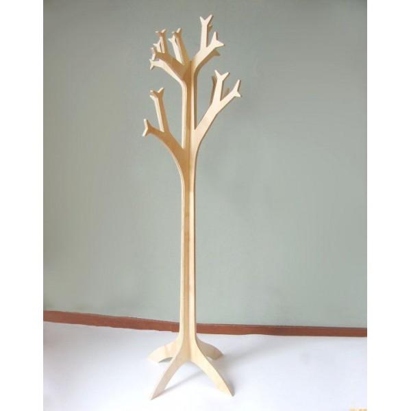 Деревянную вешалку пермь