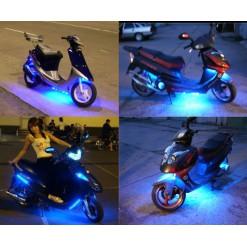 """Подсветка мотоцикла """"Moto-led-30x4-rgb"""""""