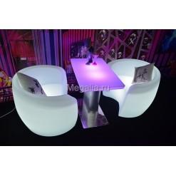 """Светящийся обеденный стол """"Floppy"""""""
