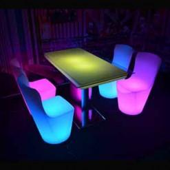 """Светящийся обеденный стол """"Floppy IV"""""""