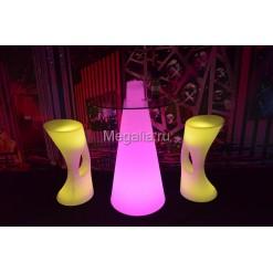 """Светящийся коктейльный стол """"Taper"""""""