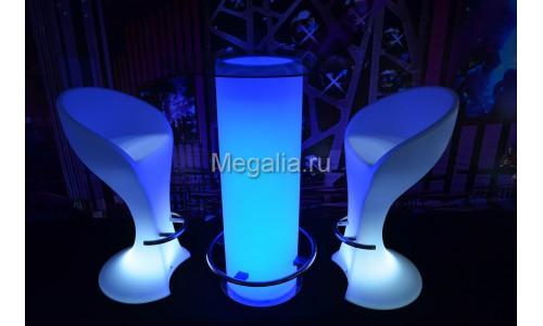 """Светящийся коктейльный стол """"Bucket"""""""