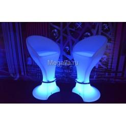 """Светящийся барный стул """"Soft"""""""