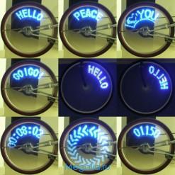 Велосипедная подсветка 14 диодов