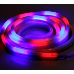 Светодиодный гибкий неон 220В 5м - 7цветов
