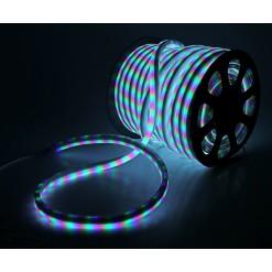 Светодиодный гибкий неон 220В 50м - 7цветов