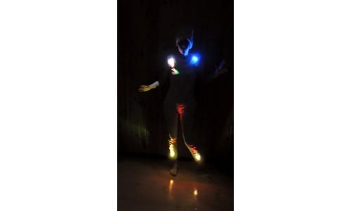 Подсветка одежды светодиодная