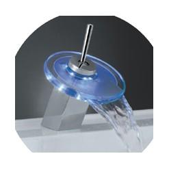 Смеситель с подсветкой LF116