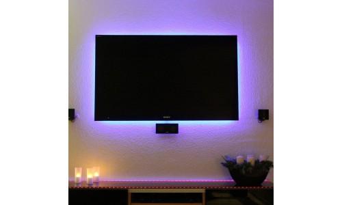 Подсветка телевизора многоцветная USB Led 2