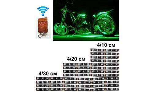 """Подсветка мотоцикла """"Moto Led R12 RGB"""""""