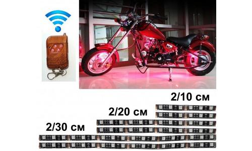 """Подсветка мотоцикла """"Moto Led R6 RGB"""""""