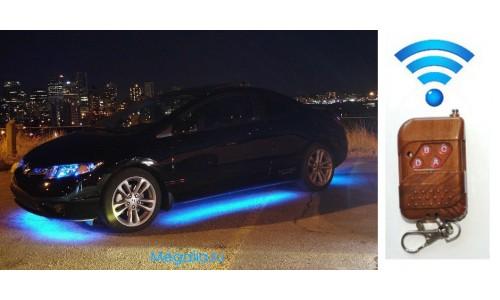 """Подсветка днища автомобиля """"Auto-led-120x90х2-rgb-SMD 5050"""""""