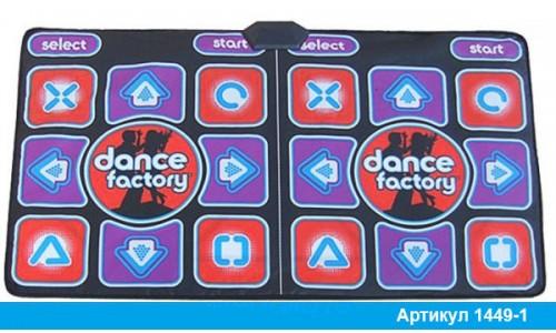 Беспроводной сдвоенный танцевальный коврик  PC(32bit) TV(32bit)