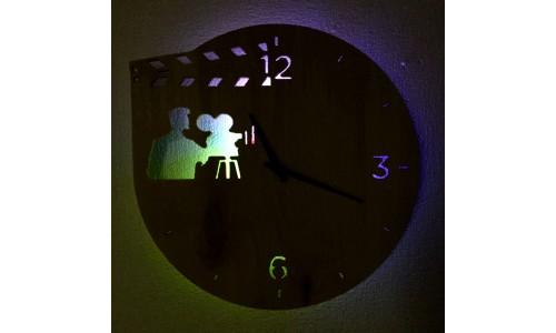 Часы «Кино №4»