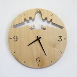Часы с подсветкой «Самолет №12»