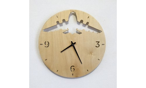 Часы «Самолет №12»