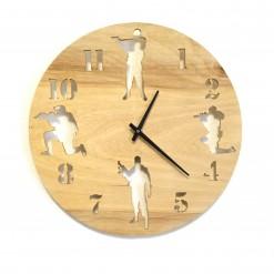 Часы с подсветкой «Оружие №25»