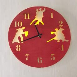 Часы «Танцы №37»