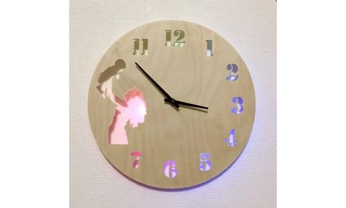 Часы «Семья №60»
