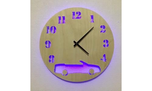 Часы «Машина №142»