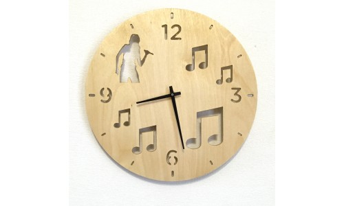 Часы «Музыка №204»
