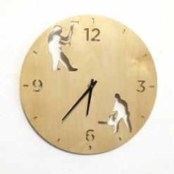 Часы с подсветкой «Рабочие №229»