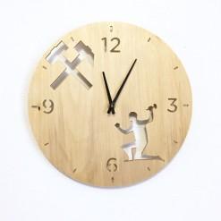 Часы с подсветкой «Шахтер №280»