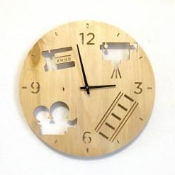 Часы с подсветкой «Кино №288»