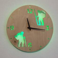 Часы с подсветкой «Путешественник №306»