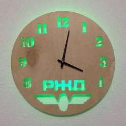 Часы с подсветкой «РЖД №330»