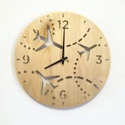 Часы с подсветкой «Авиация №360»
