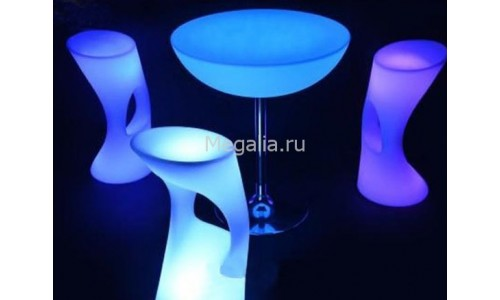"Cветящийся стол ""Cocktail Light1"""