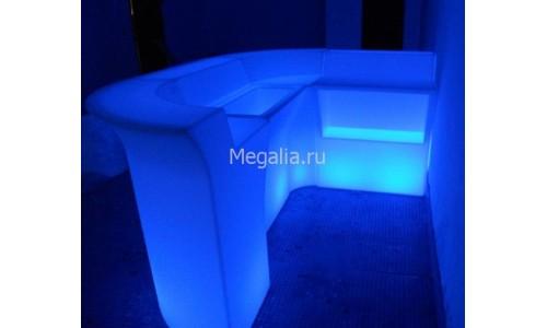 """Cветящийся стол """"Light Flower"""""""