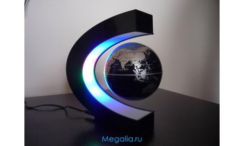 Глобус парящий (диаметр 8.5 см) с подсветкой