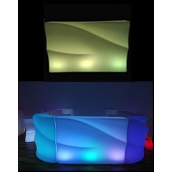 "Cветящийся стол ""Shine Bar-8"""