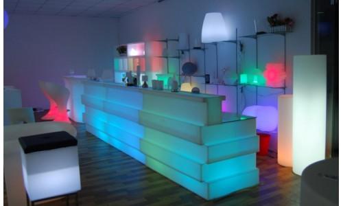 "Cветящийся стол ""Shine Bar-9"""