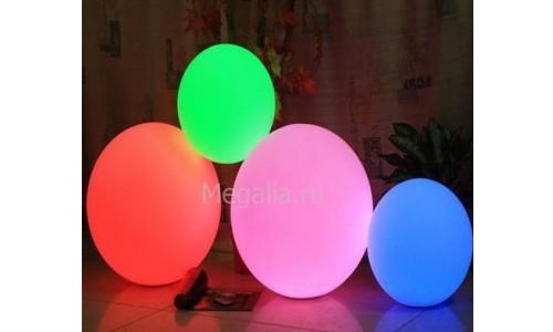 """Светящийся шар """"Evening Glow"""" 20см"""