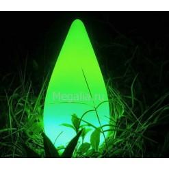 """Разноцветный светильник """"Shining drop"""" 34см"""